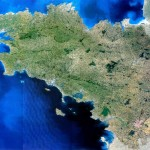 Bretagne historique à 5 départements