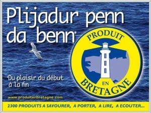 Produit en breton
