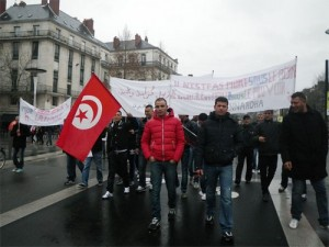 Quand l'actualité tunisienne s'invite à Nantes