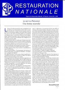 Restauration Nationale