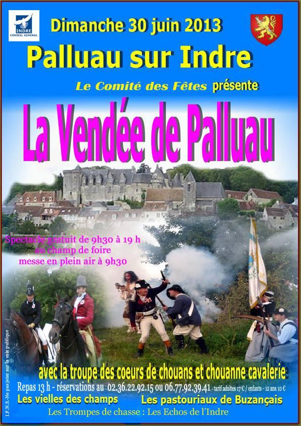 30 Juin : La Vendée de Palluau