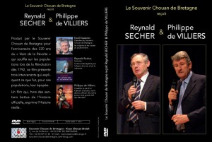 DVD de Reynald Secher et de Philippe de Villiers