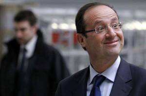 Pour Hollande, la crise est finie